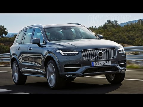 2015 Volvo XC90 - First Drive Review