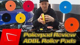 Preis-Knaller mit super Leistung - ADBL Roller Polierpad Review - Welches Pad für welche Anwendung?