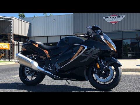 2022 Suzuki Hayabusa in Greenville, North Carolina - Video 1