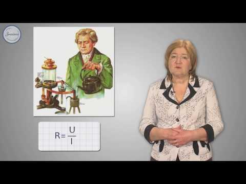 Видеоурок Электрическая цепь и ее составные части