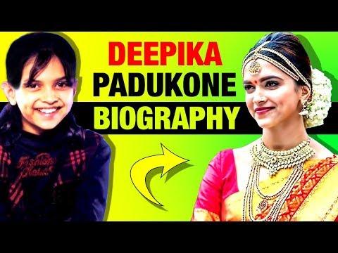 Self Made Actress ▶ Deepika Padukone Life Story in Hindi | Biography | Wedding With Ranveer Singh