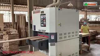 MÁY CHÀ NHÁM THÙNG 7 Tấc Woodmaster giá tốt nhất thị trường VN