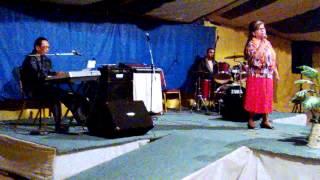Janice Yazzie Montoya - Hold To God's Unchangeing Hands
