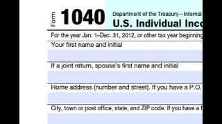 How to Extend Form 1040