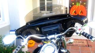 Tsukayu Fat Bob Fairing Installation - Самые лучшие видео
