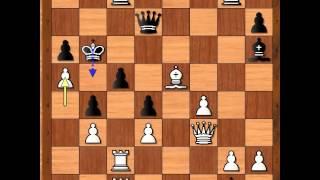 Najbolji potez u šahu , možda ikad odigran ? TARRASCH vs ALLIES - Birdovo otvaranje # 304
