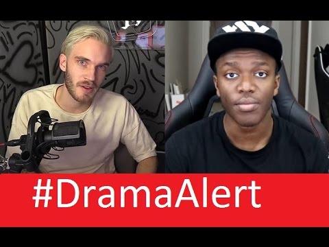 , title : 'Twitch Streamer DIES on Stream #DramaAlert KSI is BLACK! PewDiePie & WSJ'