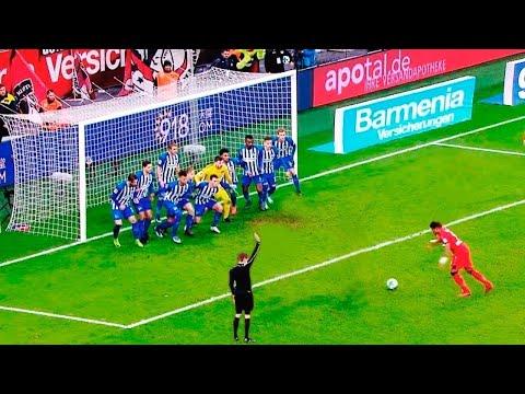 Penalty Kicks If Were Not Filmed No One Would Believe It