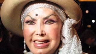 DELGADINA - Irma Serrano  (Video)
