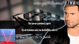 Maroon 5 - In Your Pocket HD Video Subtitulado Español English Lyrics