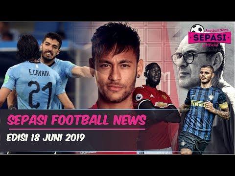 Neymar Menuju MU?🤔Sarri Minta Datangkan 2 Pemain Chelsea⚽️Berita Bola Terbaru Hari Ini