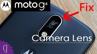 Moto G4 Scratch Camera Lens Repair Guide