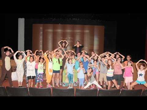 ArtQuest 3 Week Performing Arts Summer Day Camp 2016.