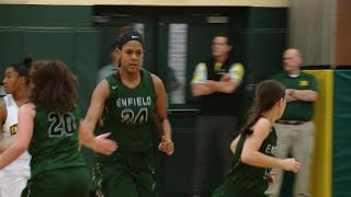 Highlights: New London falls to Enfield in Class LL quarterfinals