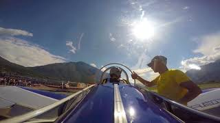 CREW RV8 - Aerobatic display @ Festivolare Airshow 2017