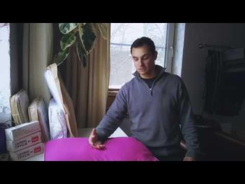 Gash обзор: гречневая подушка - плюсы, минусы, риски и приколы.