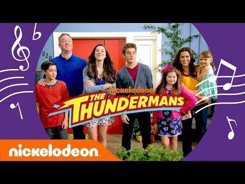 The Thundermans Theme Song 🌩️ Extended Version w/ NEW Lyrics | #MusicMonday