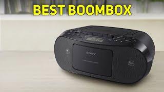 3 Best Boombox in 2021