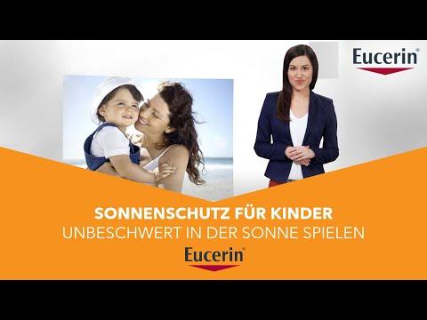 Sonnenschutz für Kinder von Eucerin
