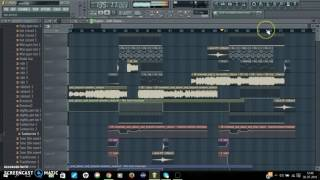 Above & Beyond pres. Oceanlab - Another Chance (Above & Beyond Club Mix) FL STUDIO REMAKE