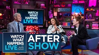 After Show: Julianne Moore Rates Her Famous Kisses | WWHL