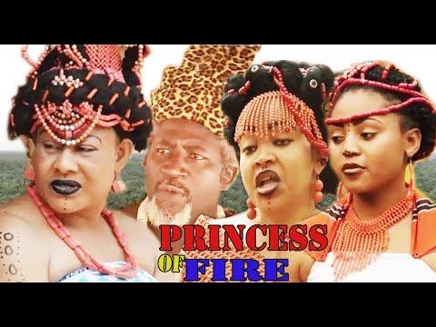 The Fire Girl 2 - Regina Daniels 2017 Latest Nigerian