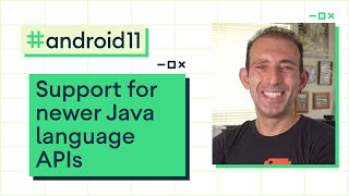 Support for newer Java language APIs