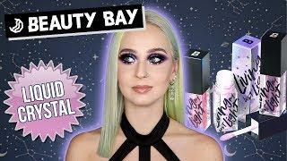 BEAUTY BAY Liquid Crystal Eyeshadow   Makeup inspiration EUPHORIA