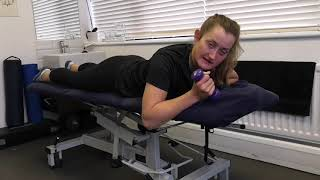 How to strengthen the infraspinatus muscle