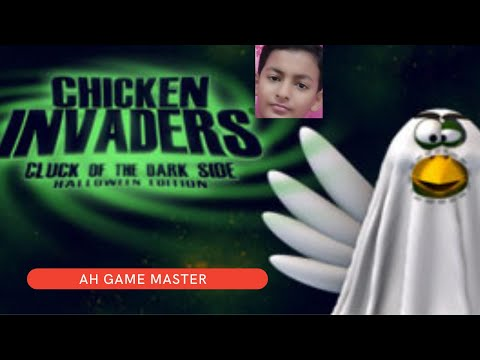 Chicken Invaders 5 Gameplay - Chicken Invaders 5 Game - Mission 1 And 2