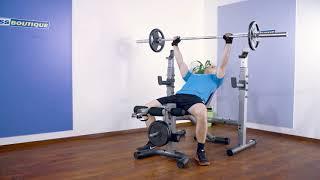 Banc De Musculation смотреть видео