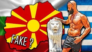 AM I REALLY MACEDONIAN ? | TRUTH ABOUT NORTH MACEDONIA | GREEK , BULGARIAN ?
