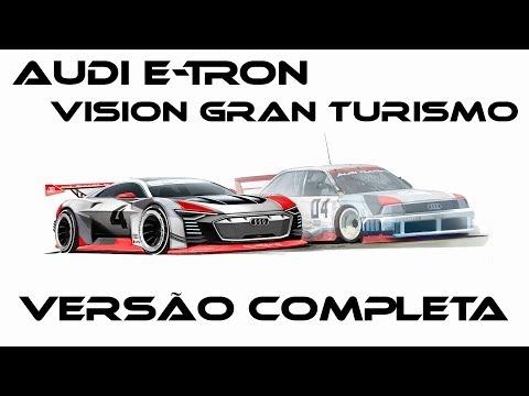 GRAN TURISMO SPORT - Audi Vision GT (Legendado) - Versão Completa