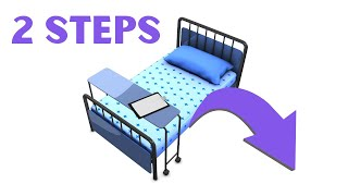 2 EASY Steps to Get Out of Bed With EASE After Hysterectomy