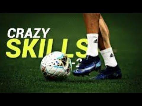 Awesome football skills tutorial 2020