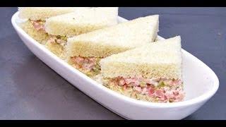 Perfect Tea Sandwiches | Potluck Video