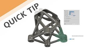 QUICK TIP: Triangle Mesh to Quad (to Sculpt, and beyond)