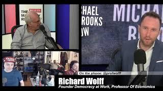 TMBS - 87 - Bernie Crushes Fox News & Richard Wolff on Gramsci, UBI