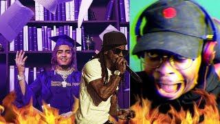 Wayne SAVED The Song! | Lil Pump   Be Like Me Ft. Lil Wayne | Reaction1
