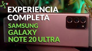 Galaxy Note 20 Ultra: probamos el hijo GRANDOTE de Samsung de 2020