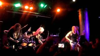 Suffocation - Brood Of Hatred LIVE in New York City 5-15-11