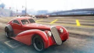 GTA 5 Stunts: Creative Car Stunt! - (GTA 5 Top 5 Stunts)