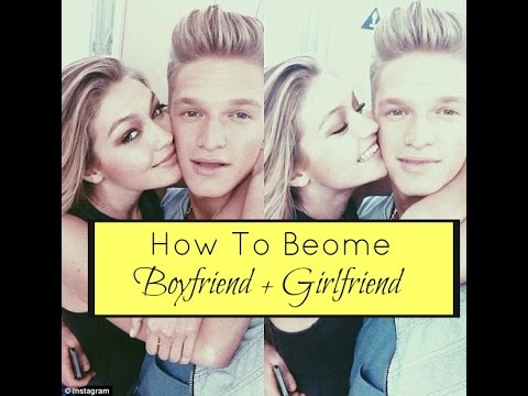 from dating to girlfriend
