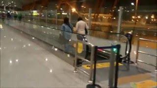 Навигация по аэропорту Пекина // Жизнь и учеба в Китае