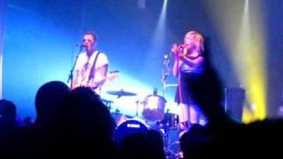 The Ting Tings - Impacilla Carpisung - Toronto Concert