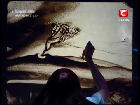 סיפור אנימציה מרגש המסופר דרך גרגירי חול!