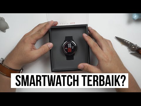 Xiaomi Huami Amazfit Pace Unboxing & First Impression Indonesia