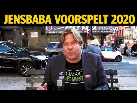 JENSBABA VOORSPELT 2020 - DE JENSEN SHOW #74