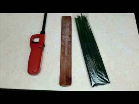 How To Light An Incense Stick THE RIGHT WAY