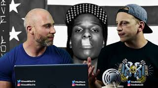 A$AP Rocky - 1 Train ft Kendrick Lamar, Joey Bada$$, YelaWolf, More METALHEAD REACTION TO HIP HOP!!!
